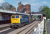 29th Apr 1990: Passing through Water Orton is 47376