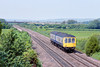 25th May 89:  Bristol set B960 makes for it home town, seen here near Burnham on Sea