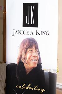 Janice's 80th Birthday Celebration