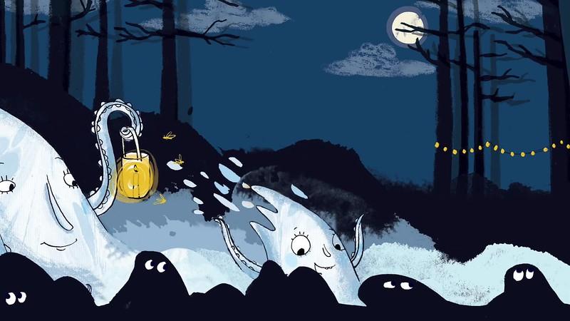Halloween Good Night Book Trailer