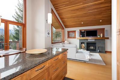 8255 Kitchen Living 1