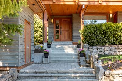 8255 Exterior Front Door