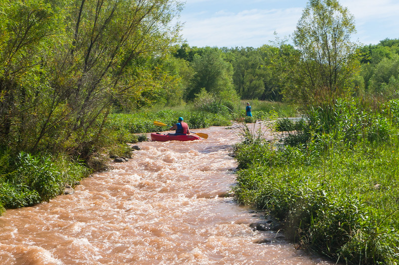 Verde River Institute Float Trip, Tapco to Tuzi, 8/31/18