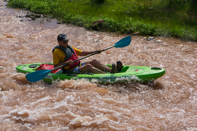 Verde River Institute Float Trip, Tapco to Tuzi, 8/4/17