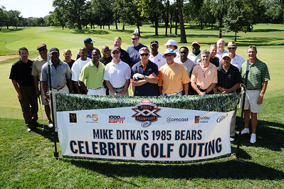 '85 Bears 25th Anniversary Golf Outing
