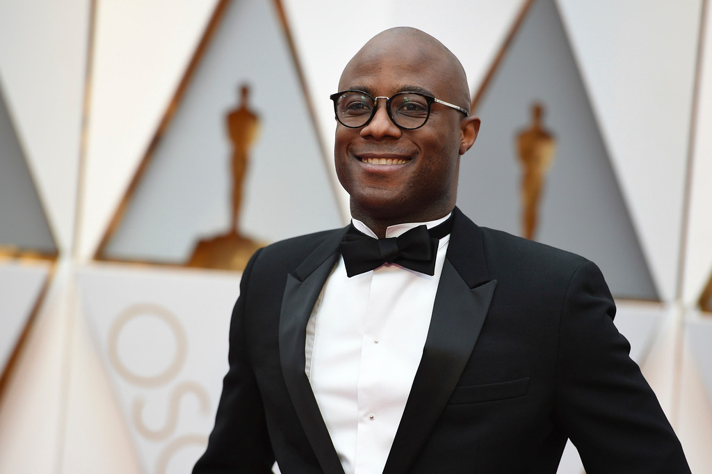 . Barry Jenkins arrives at the Oscars on Sunday, Feb. 26, 2017, at the Dolby Theatre in Los Angeles. (Photo by Jordan Strauss/Invision/AP)
