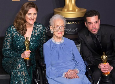 Caroline Waterlow,Katherine Johnson, Ezra Edelman