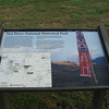 Nez Perce historical marker.