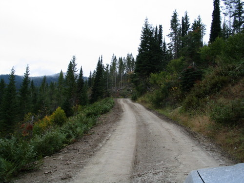 Lolo Trail is 80% accessible by most cars but 20% would require a 4-wheel drive vehicle or off-road motorcycle.