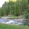 The Clearwater River.