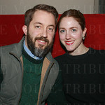 Ryan O\'Rourke and Maggie Sager.