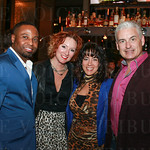 John Wilson, Amy Lewis, Leah King and Carry Gant.