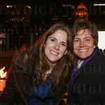 Sarah Stalker and Elizabeth Jent.