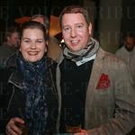 Karen Welch and David McGuire.