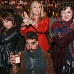 Ilyse McCormick, Will Russell, Leesa Seibert and Lorna-Mae Ward posing for Funtown Mountain.