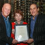 Bob Amick, Alexandra Gerassimides and Steve Schwartz.