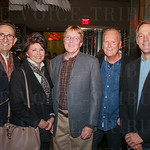 Mike and Paula Grisanti, Mark Williams, Bob Amick and Mike Mays.