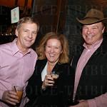 Bob Droste, Carol Whetzel and Mike Malone.