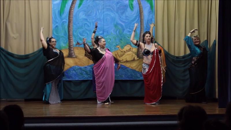 198 DANCERS OF DE NILE