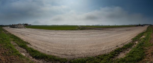 Old Perimeter Track, Parham