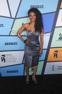 LOS ANGELES, CA - FEBRUARY 10: Celebrities arrive to Essence Magazine's 8th Annual Black Women in Music event at NeueHouse Hollywood on Thursday, February 10, 2017, in Los Angeles, CA, USA. (Photo by Aaron J /RedCarpetImages.net)