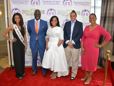 8th Annual Unsung Heroine & Hero Awards Luncheon