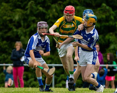 8th August 2019 North Tipp U14B Hurling Final Silvermines vs Burgess in Shallee