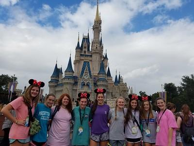 8th Grade Trip to Disney World