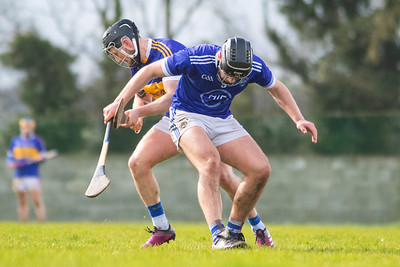 Sunday, March 08 2020 FBD Insurance Tipperary County Hurling League Kiladangan 4-15(27) Lorrha 2-17(23)