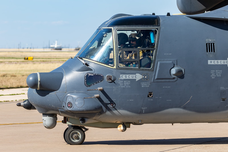 "-(Aircraft) Bell-Boeing CV-22B Osprey <br /> -(Nation & Service) United States Air Force<br /> -(Squadron) 8th Special Operations Squadron ""Blackbirds""<br /> -(Home Base) Hurlburt Field, Florida"