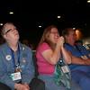 Participants react to Leymah's keynote. (BMcB)