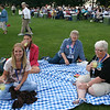 Life's a picnic at the Triennial Gathering!