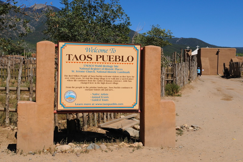 High Road to Taos