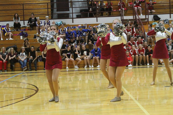 9-11-17 SP dance and cheer