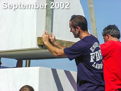 9-11 Memorial Time Line