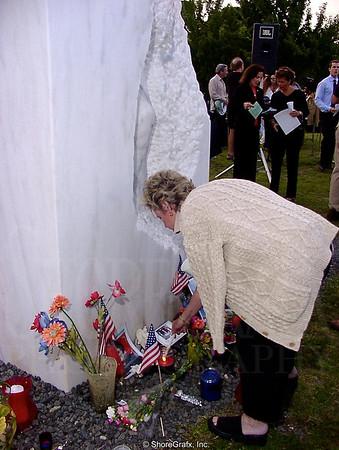9-11 Memorial Service 2003-09-11