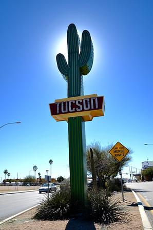 CB in Tucson