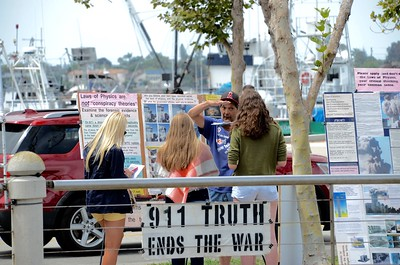 SD 9/11 Truth - 4th of July Information  Outreach