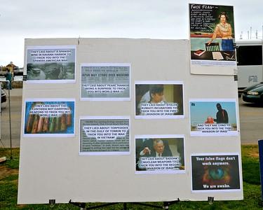 SD 9/11 Truth Memorial Day Outreach