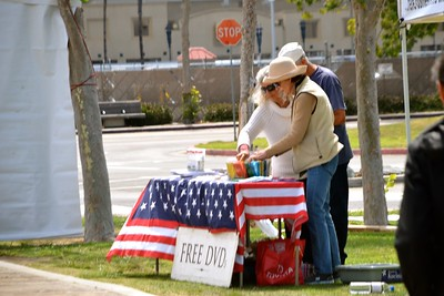 SD 9/11 Truth~Memorial Day outreach