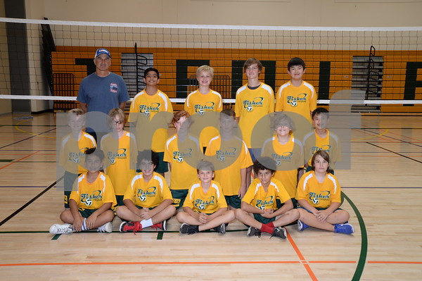 9-27-17 Fisher Boys VB