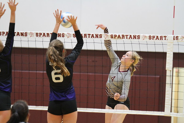 9-7 Belle Fourche at Spearfish v'ball
