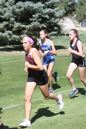 9-7 LD and BF cross country at Belle Fourche