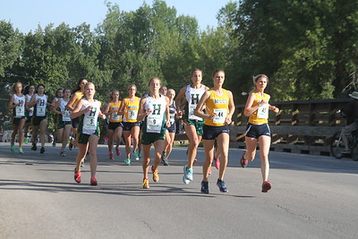 9-8 BHSU cross country Gage McSpadden Memorial