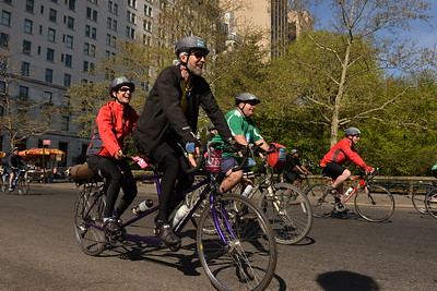 FIVE  BORO  BIKE  TOUR  2015    -    ( Manhattan,  Bronx,  Queens,  Brooklyn  &  Staten  Island )   - 59th  Street  &  Central  Park,  Manhattan  NYC
