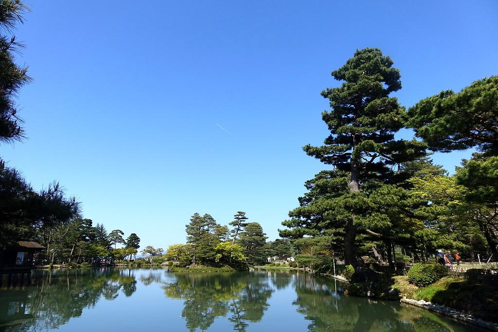 Toyama Port Of Call - Kenrukoen Garden April 24th, 2017