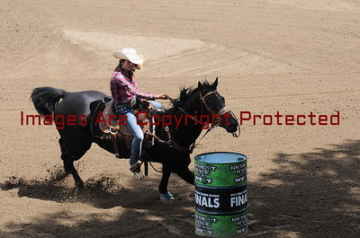 9 West Coast Barrel Racing Association's Richest Race In The West At Diamond Bar Arena Ceres, CA