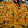 Chicken and Sausage Jambalaya, Happy Jack's and Southside Grille, 785 North Main St., Leominster: Many people may not consider the Louisiana food options at Happy Jack's and Southside Grille according to manager Charlie Piermarinin, but they should. The Jambalaya, a rice, vegetable and meat mix, is full of flavor with a spicy kick.