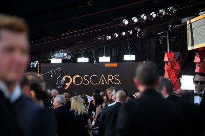 90TH 0SCARS RED CARPET & PRESSROOM HELD AT HOLLYWOOD & HIGHLAND AT THE DOLBY THEATRE ON FEBRUARY 5, 2018 PHOTOGRAPHER VALERIE GOODLOE
