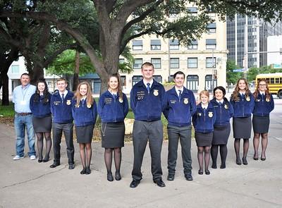 90th Texas FFA Convention